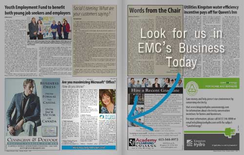 EMC Business Today